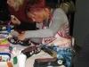 Kalosside maalimine Avinurme Puiduaidas