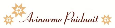 Avinurme Puiduait Logo
